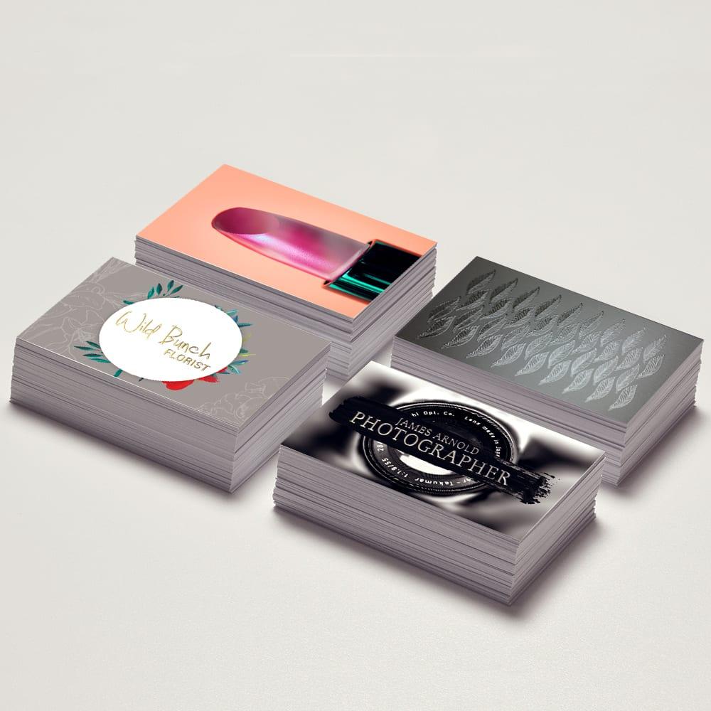 Scodix Business Card Design Ideas - A Team Printing Perth business cards Perth digital print services