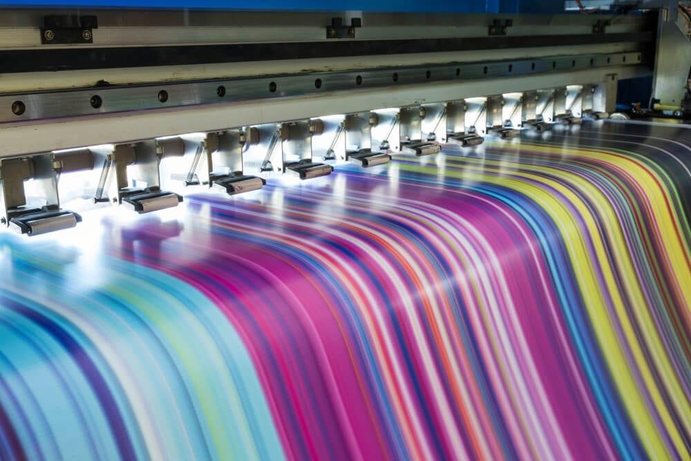 printing stripe colors printing Perth